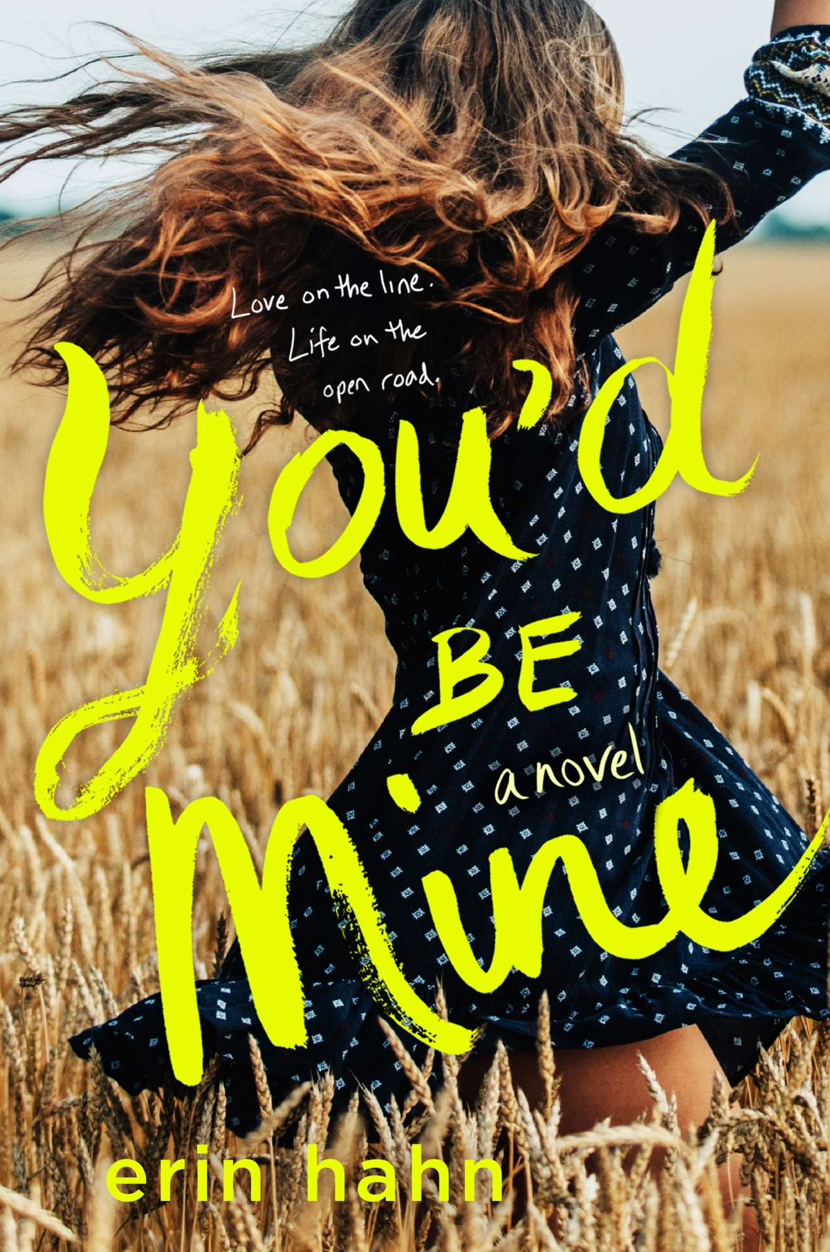 You'd Be Mine by Erin Hahn – BookReview
